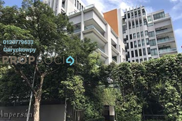 For Sale Condominium at Ampersand, KLCC Freehold Semi Furnished 4R/4B 1.89m