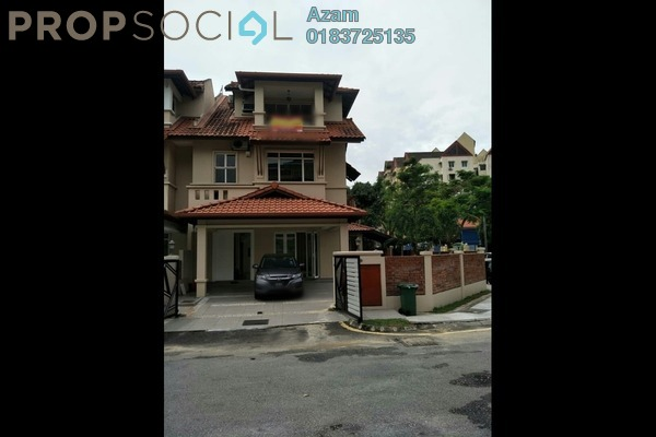 For Sale Terrace at Gurney 2, Keramat Freehold Semi Furnished 7R/7B 30m