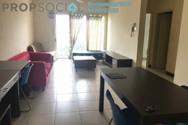 For Rent Condominium at Cova Villa, Kota Damansara Freehold Fully Furnished 3R/2B 2.1k
