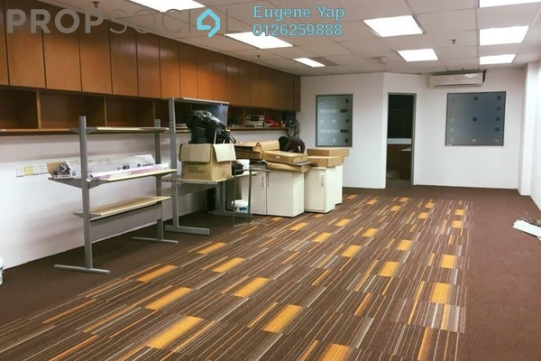 For Rent Office at Plaza Mont Kiara, Mont Kiara Freehold Fully Furnished 1R/1B 3.5k