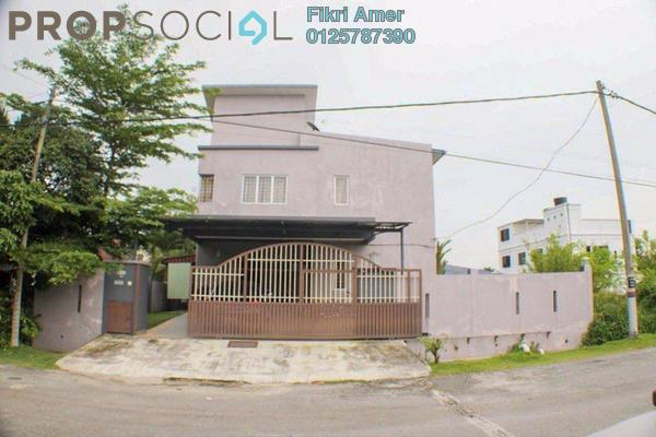 For Sale Bungalow at Section 30, Shah Alam Freehold Unfurnished 6R/5B 850k