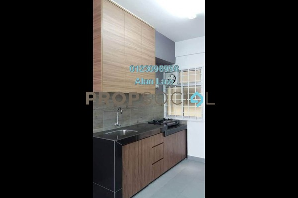 For Rent Apartment at Laman Damai, Kepong Freehold Semi Furnished 3R/1B 950translationmissing:en.pricing.unit