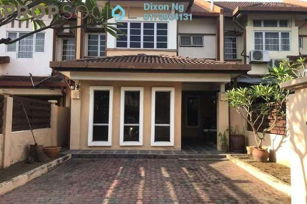 For Sale Terrace at Putra Indah, Putra Heights Freehold Semi Furnished 4R/3B 715k