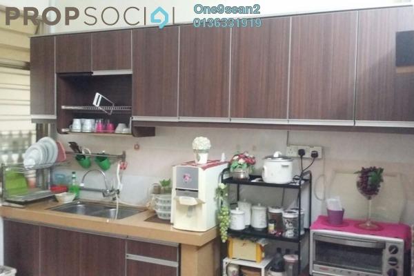 For Sale Terrace at Setia Impian, Setia Alam Freehold Semi Furnished 4R/3B 508k