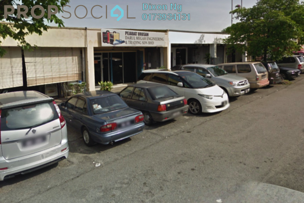For Sale Factory at Pusat Bandar Puchong Industrial Park, Pusat Bandar Puchong Freehold Semi Furnished 1R/1B 2.18m