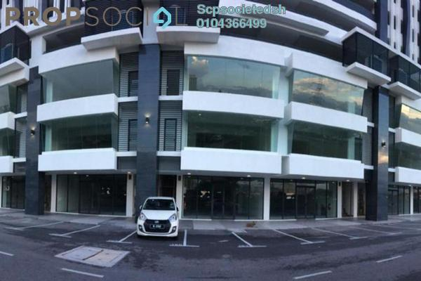 For Rent Shop at KL Traders Square, Kuala Lumpur Freehold Unfurnished 0R/1B 6.04k