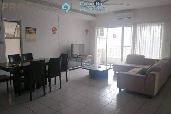 For Sale Condominium at Prima Midah Heights, Cheras Freehold Semi Furnished 4R/2B 560k