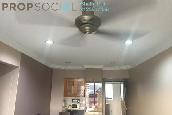 For Sale Apartment at Akasia Apartment, Pusat Bandar Puchong Freehold Semi Furnished 3R/2B 348k