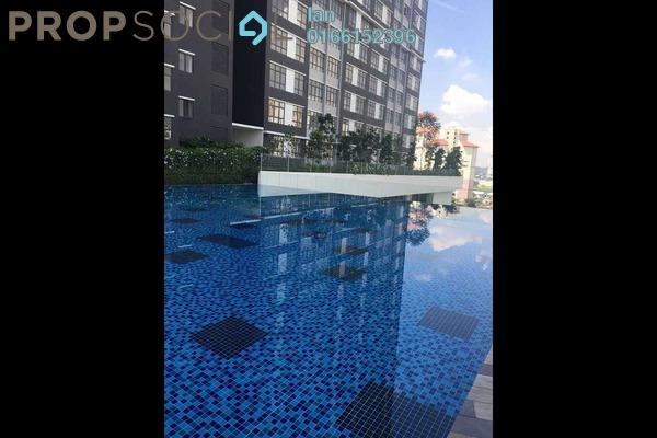 For Rent Condominium at Casa Green, Bukit Jalil Freehold Semi Furnished 3R/3B 1.65k