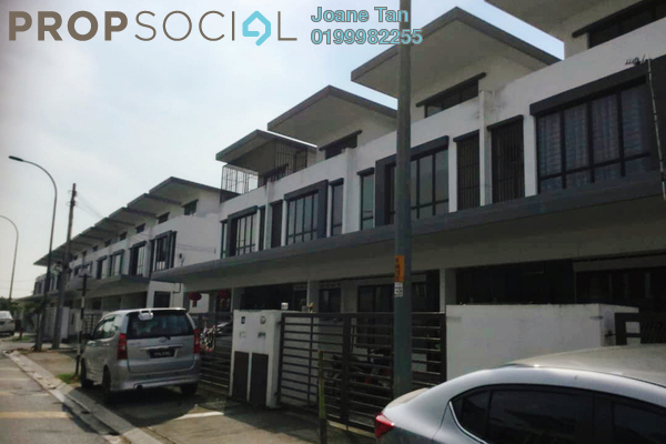 For Rent Terrace at Taman Desa Bukit Nilam, Kapar Freehold Semi Furnished 4R/3B 1.2k