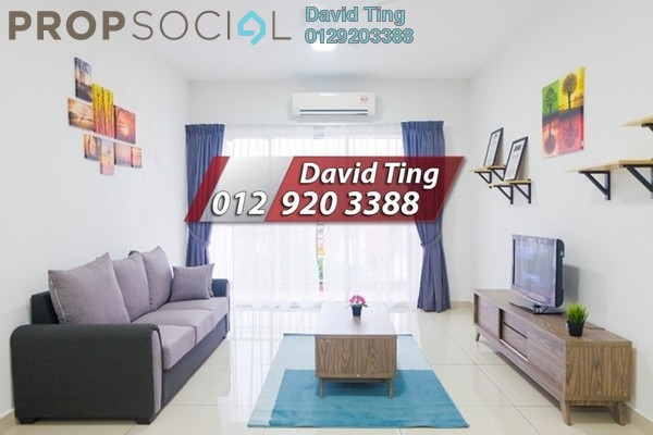 For Sale Condominium at 288 Residences, Kuchai Lama Freehold Fully Furnished 4R/4B 695k