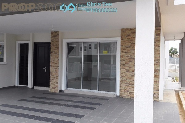 For Rent Terrace at Ixora Residences, Bandar Seri Coalfields Freehold Unfurnished 4R/4B 1.5k