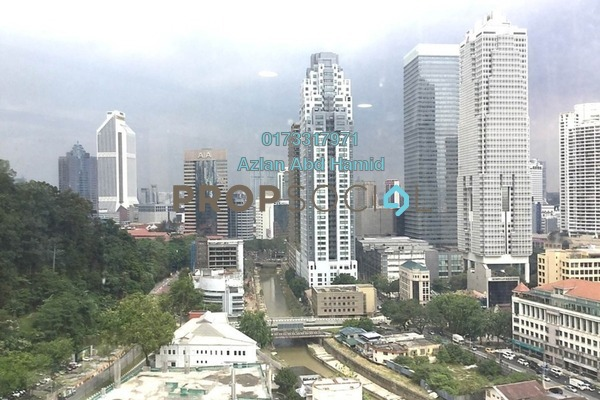 For Rent Office at Menara Safuan, Dang Wangi Freehold Fully Furnished 0R/0B 4.7k