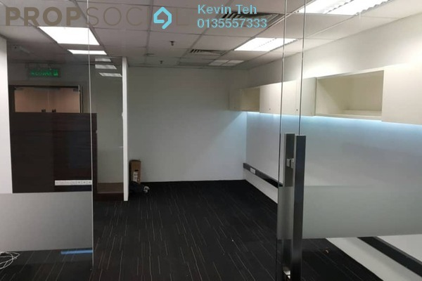 For Rent Office at Solaris Dutamas, Dutamas Freehold Semi Furnished 0R/0B 3.5k