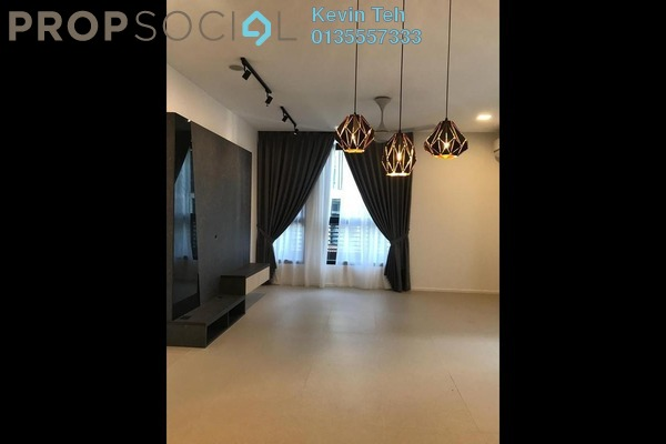For Rent Condominium at Arcoris, Mont Kiara Freehold Fully Furnished 1R/1B 4.3k