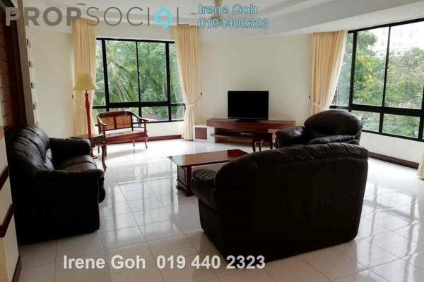 For Rent Condominium at Sri Pangkor, Pulau Tikus Freehold Fully Furnished 4R/3B 3.5k