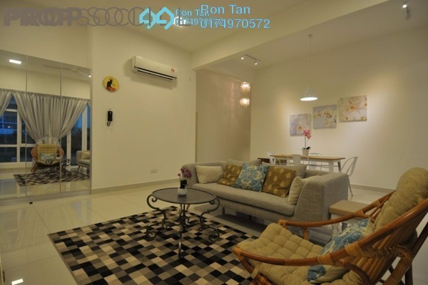 For Sale Condominium at Ferringhi Residence, Batu Ferringhi Freehold Fully Furnished 3R/4B 1.25m