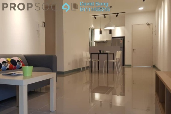 For Rent Condominium at Southbank Residence, Old Klang Road Freehold Fully Furnished 3R/2B 2.55k