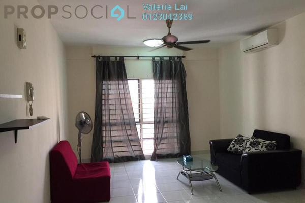 For Rent Condominium at Pelangi Damansara Sentral, Mutiara Damansara Freehold Fully Furnished 1R/1B 1.4k