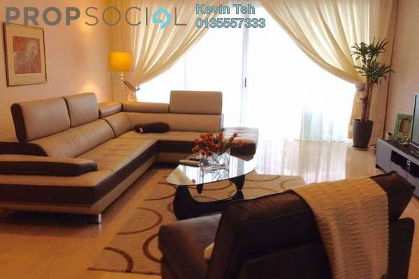 For Rent Condominium at 28 Mont Kiara, Mont Kiara Freehold Fully Furnished 3R/3B 10k