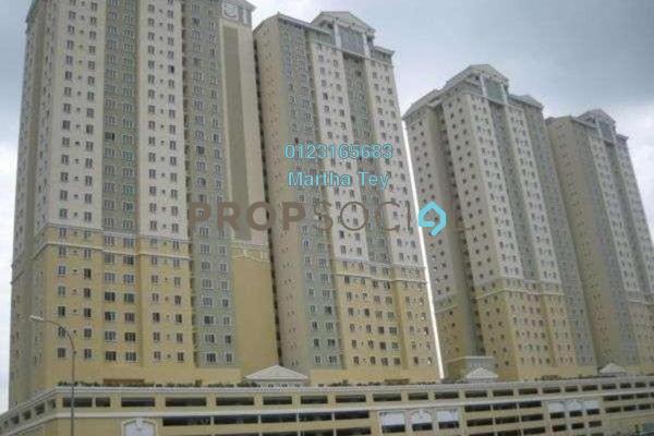 For Sale Apartment at Casa Subang, UEP Subang Jaya Freehold Fully Furnished 3R/2B 300k