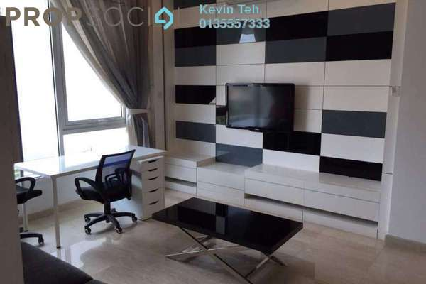 For Rent Condominium at Sunway Vivaldi, Mont Kiara Freehold Fully Furnished 3R/5B 10k