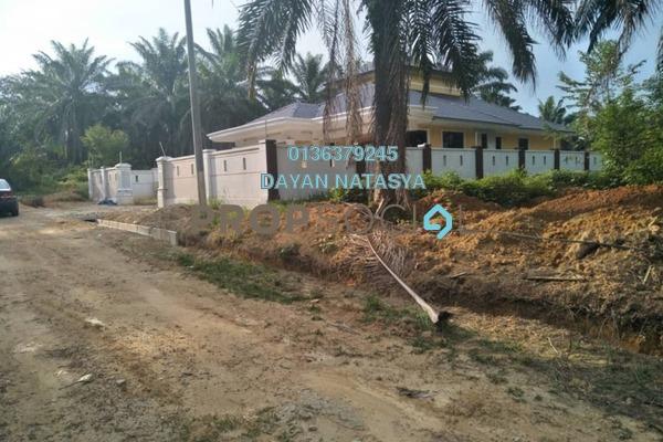 For Sale Land at Kampung Tersusun Lipat Kajang, Jasin Freehold Unfurnished 0R/0B 80k