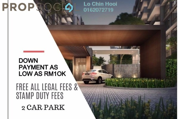 For Sale Condominium at Prima Midah Heights, Cheras Leasehold Unfurnished 3R/2B 439k