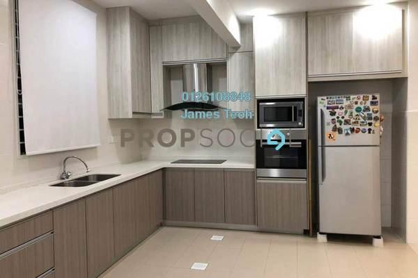For Sale Terrace at Damai Residences, Kota Kemuning Freehold Fully Furnished 4R/4B 899k