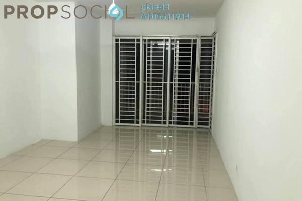 For Rent Condominium at Platinum Lake PV20, Setapak Freehold Unfurnished 4R/2B 1.75k