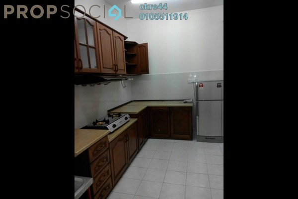 For Rent Condominium at Platinum Hill PV5, Setapak Freehold Fully Furnished 3R/2B 1.6k