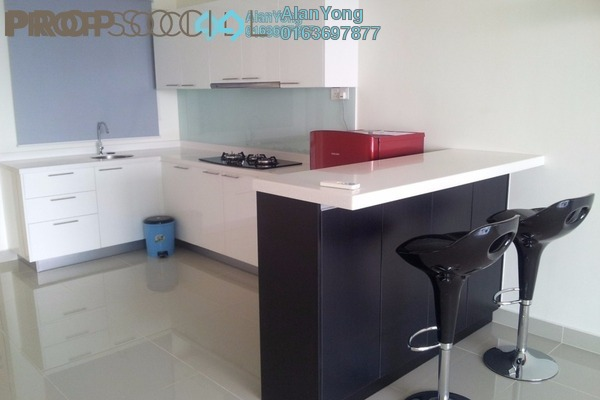 For Rent Serviced Residence at Oasis Ara Damansara, Ara Damansara Freehold Fully Furnished 2R/1B 2.55k