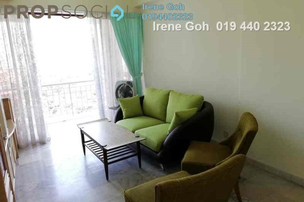 For Rent Condominium at CostaVilla, Tanjung Tokong Freehold Fully Furnished 3R/2B 1.6k