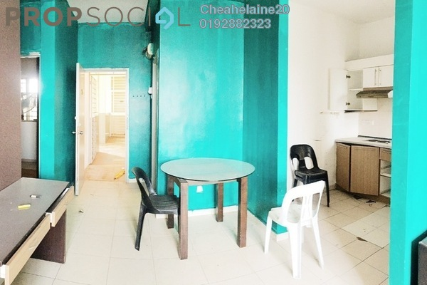 For Sale Serviced Residence at Casa Subang, UEP Subang Jaya Freehold Semi Furnished 3R/2B 250k