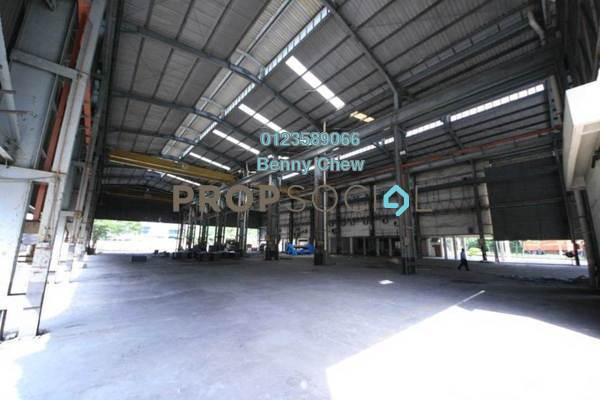 For Rent Factory at Section 16, Shah Alam Freehold Semi Furnished 0R/0B 62k