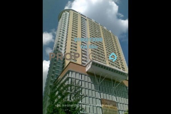 For Rent Condominium at i-Zen Kiara I, Mont Kiara Freehold Fully Furnished 3R/3B 4.7k