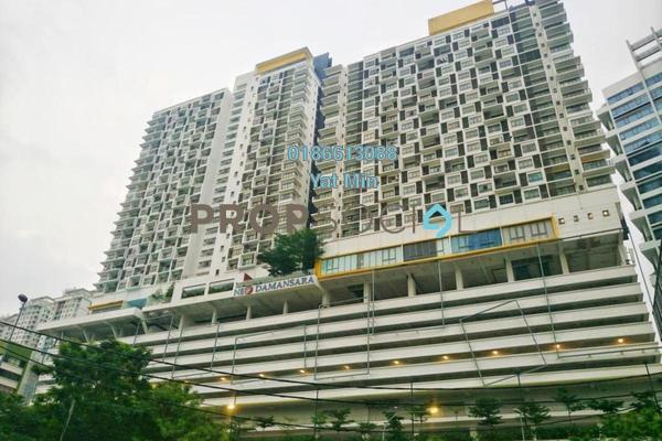For Sale Condominium at Neo Damansara, Damansara Perdana Freehold Semi Furnished 1R/1B 370k