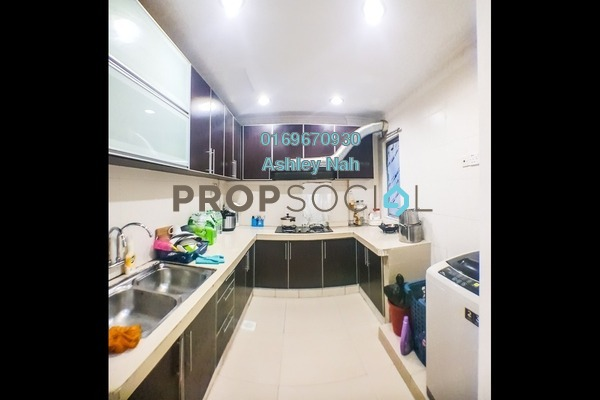 For Sale Apartment at Vista Indah Putra, Klang Freehold Semi Furnished 3R/2B 258k