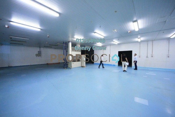 For Rent Factory at Hicom Industrial Estate, Shah Alam Freehold Semi Furnished 0R/0B 117k