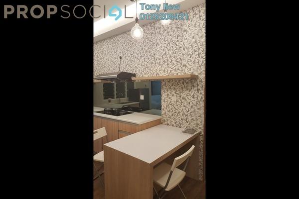 For Rent Condominium at Titiwangsa Sentral, Titiwangsa Freehold Fully Furnished 2R/1B 1.9k