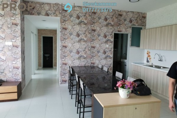 For Rent Serviced Residence at The Zizz, Damansara Damai Freehold Fully Furnished 4R/3B 1.8k