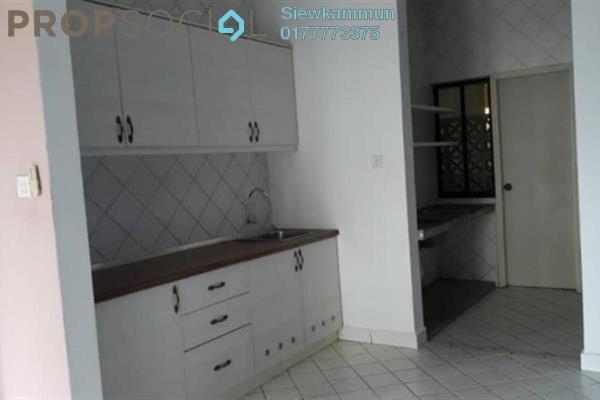 For Rent Duplex at Armanee Condominium, Damansara Damai Freehold Semi Furnished 3R/2B 1.5k