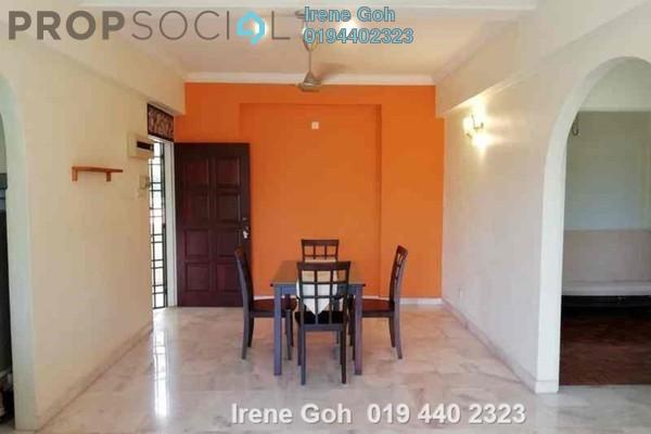 For Rent Condominium at Marine Mansion, Tanjung Bungah Freehold Fully Furnished 3R/2B 1.5k