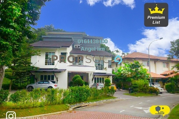 For Sale Condominium at Sierramas, Sungai Buloh Freehold Fully Furnished 8R/8B 7m