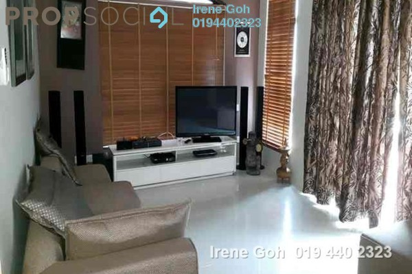 For Rent Condominium at Moonlight Bay, Batu Ferringhi Freehold Fully Furnished 4R/5B 11k