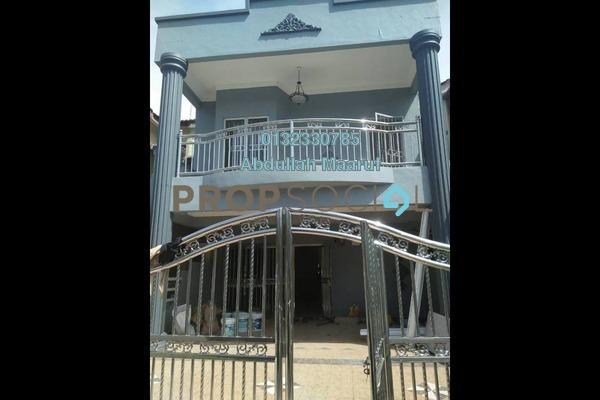 For Rent Terrace at Bandar Tasik Puteri, Rawang Freehold Semi Furnished 4R/3B 850translationmissing:en.pricing.unit