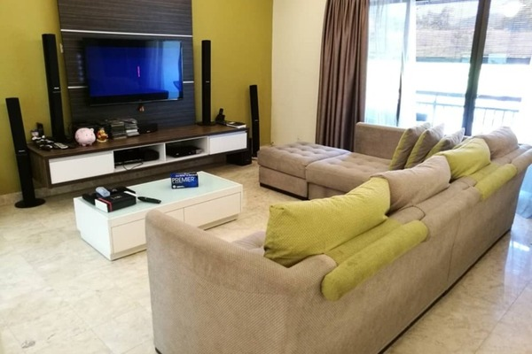 For Sale Terrace at Sierramas West, Sungai Buloh Leasehold Fully Furnished 3R/4B 1.6m