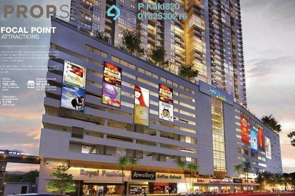 For Sale Shop at Saville @ Cheras, Cheras South Freehold Unfurnished 1R/1B 500k