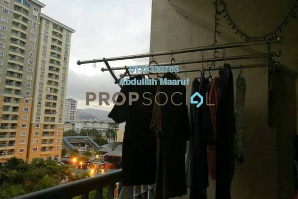 For Rent Condominium at Pandan Mewah, Pandan Indah Freehold Semi Furnished 3R/2B 1.2k