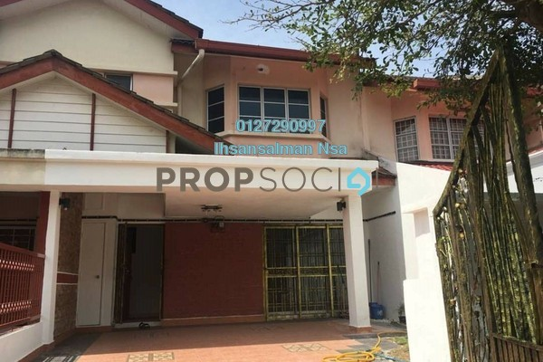 For Sale Terrace at Desa Coalfields, Sungai Buloh Freehold Unfurnished 4R/3B 490k